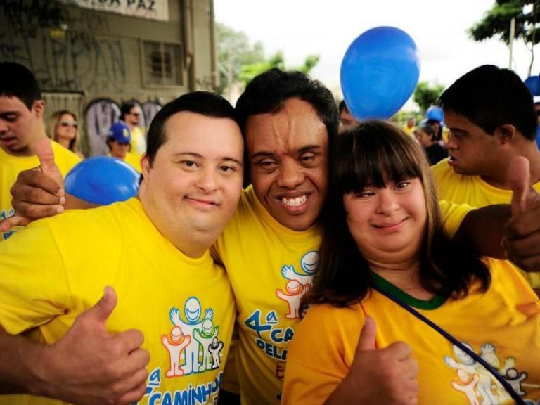 Campinas sedia a 4ª Caminhada pela InclusãoCESD - Centro Síndrome de Down