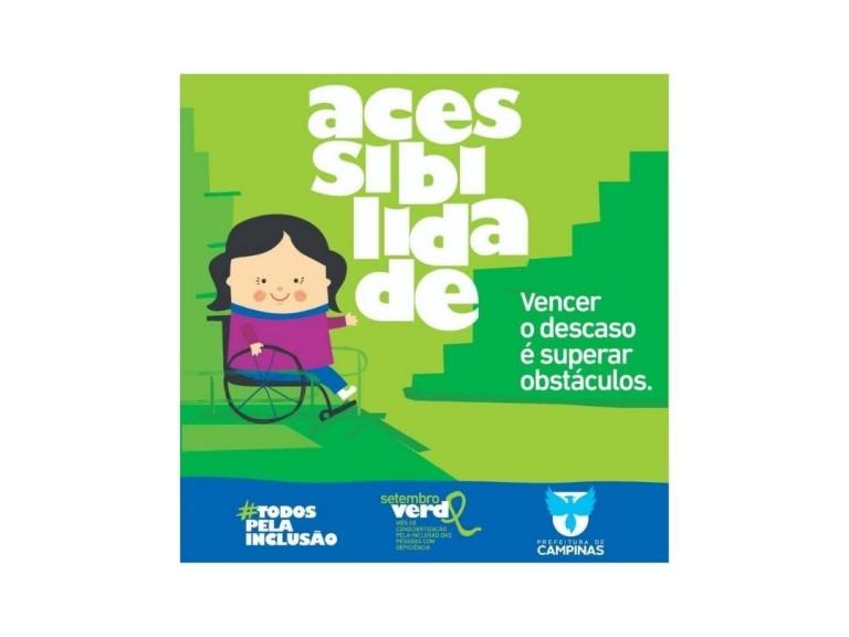 Campinas faz abertura de Setembro Verde, mês dedicado à inclusão social. - CESD - Centro Síndrome de Down